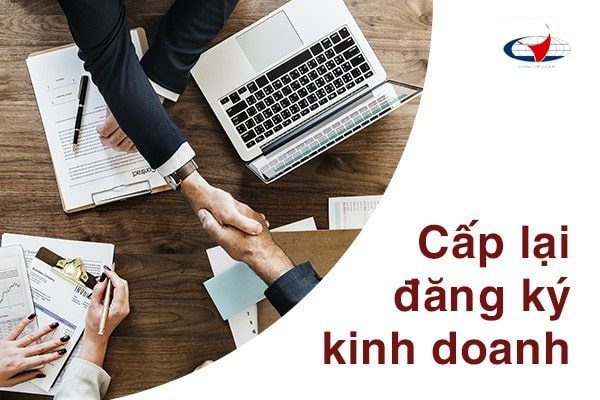 giấy chứng nhân đăng ký kinh doanh