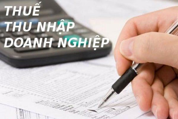 Tìm hiểu về thuế thu nhập doanh nghiệp