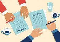 Hướng dẫn cách viết hợp đồng lao động