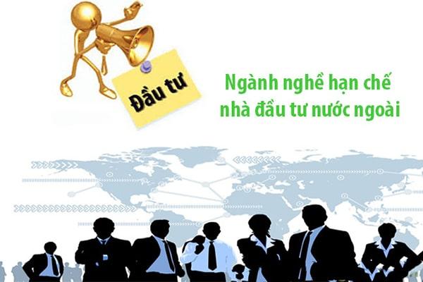 Những điểm mới quy định về ngành nghề kinh doanh của Luật đầu tư 2014