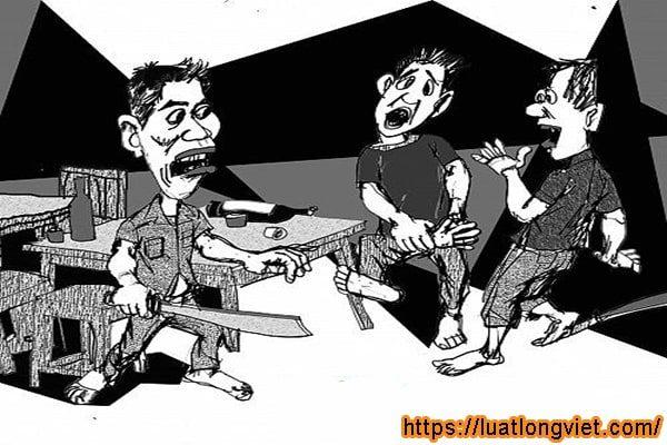 Tội cố ý gây thương tích hoặc gây tổn hại cho sức khỏe người khác – cấu thành tội phạm