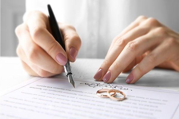 Có được ủy quyền để xin giấy xác nhận tình trạng hôn nhân không?