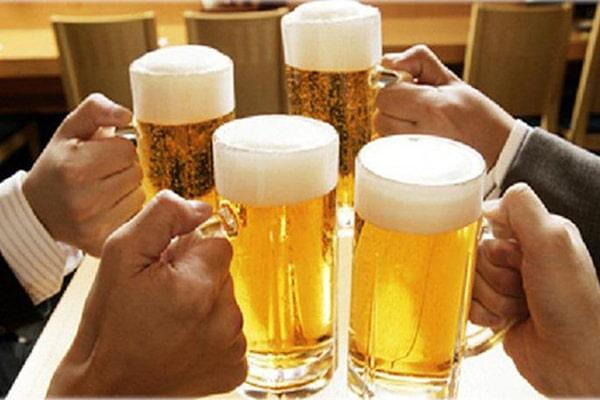 7 địa điểm không được uống rượu, bia kể từ ngày 01/1/2020
