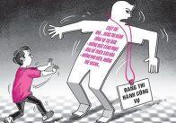 Tội chống người thi hành công vụ bị xử phạt thế nào?