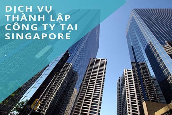 Thủ tục thành lập công ty tại Singapore