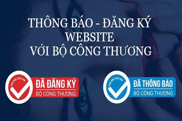 Thủ tục để đăng ký website đấu giá trực tuyến với bộ công thương