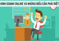 Các vấn đề pháp lý về kinh doanh online hiện nay