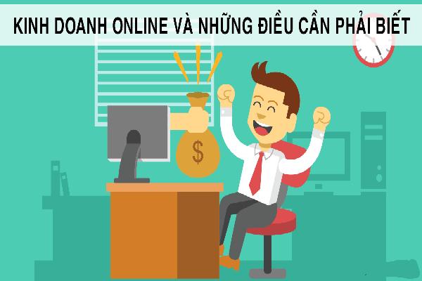 các vấn đề pháp lý về kinh doanh online