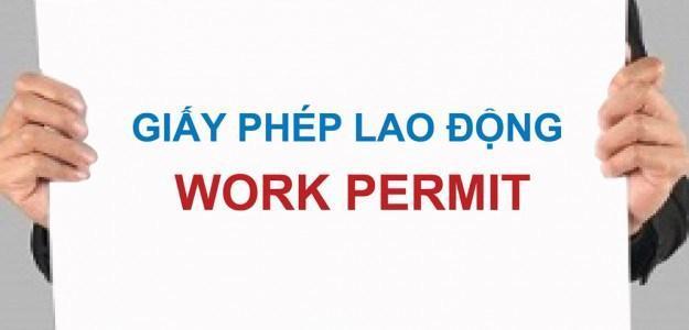 Thủ tục cấp giấy phép lao động đối với người lao động nước ngoài làm việc tại việt nam